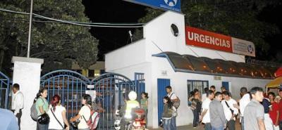Dos heridos dejó riña en el barrio Santander