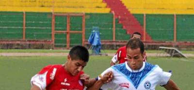 Real Santander derrotó 2-0 al Rionegro
