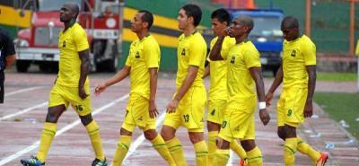Atlético Bucaramanga perdió 3-0 ante Pereira