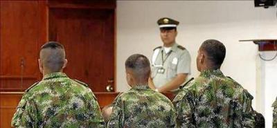 La Fiscalía ordena la captura de 21 militares por 'falsos positivos'
