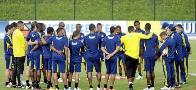 Selección Colombia de Fútbol,