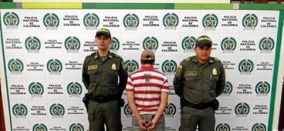 Capturan a alias 'Paquita', investigado por homicidio