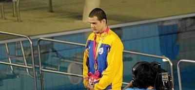 Giraldo va por medalla en los Paralímpicos