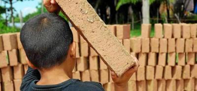 Bucaramanga, segunda del país con más trabajo infantil