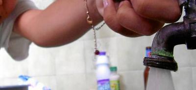 Sin agua estarán este jueves ocho sectores de Real de Minas en Bucaramanga