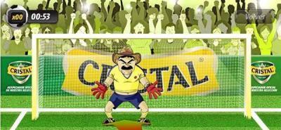 Juego de Facebook calienta el partido de Chile contra Colombia