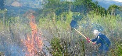 Advierten de sanciones por 'quemas controladas'