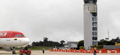 Por un perro en la pista, avión retrasó su aterrizaje en el aeropuerto Palonegro