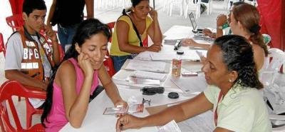 Eps-s visitarán los barrios  para afiliar a la población