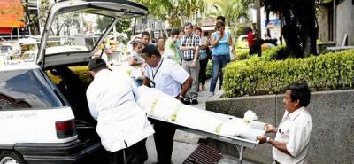 Murió mujer que fue arrollada por un vehículo en el sector de Chimitá