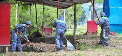 Hicieron jornada de limpieza en El Refugio y Paysandú
