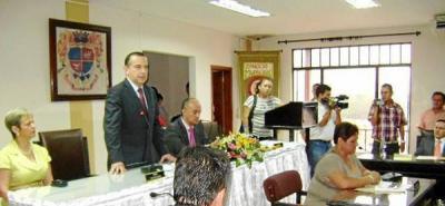 Se instalaron las sesiones del tercer periodo en el Concejo