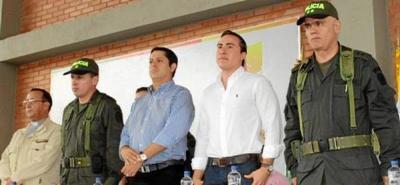 Gobernación de Santander dará apoyo a proyectos del municipio