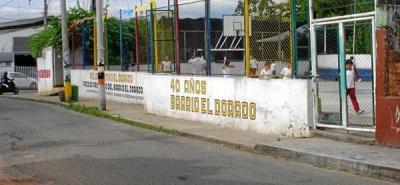 El barrio El Dorado celebró sus 40 años de su fundación