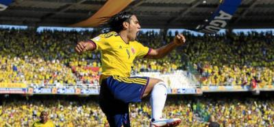 """Falcao está a la altura de Messi y Ronaldo"": Luis Aragonés"