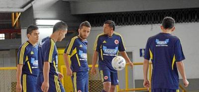 Convocada la selección Colombia de Futsal para el mundial de Tailandia