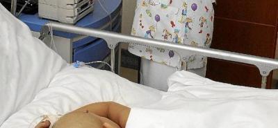 Buscan ayuda para dar sepultura a niña fallecida por cáncer