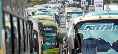 Gerente de Contrander denuncia amenazas contra transportadores