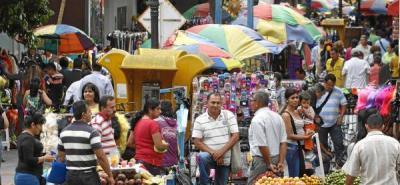 124 vendedores ambulantes de Bucaramanga saldrán de los programas de reubicación