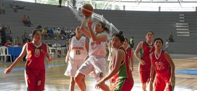 Santander le apuesta al oro en el baloncesto femenino