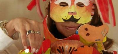 Los niños gironeses podrán aprender a elaborar máscaras