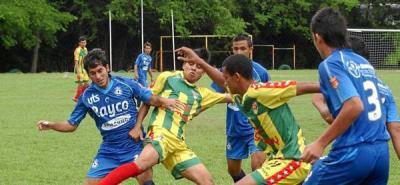 Real Santander y Real Caracolí mandan en Torneo de Villaconcha