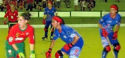 Colombia en el podio del Mundial de Hockey SP Femenino