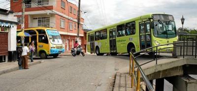 Conductores piden descongestión vial