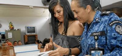 La estudiante ejemplar de la prisión de Bucaramanga
