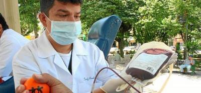 """""""La meta es captar 2.070 unidades de sangre"""": Secretaría de Salud de Santander"""