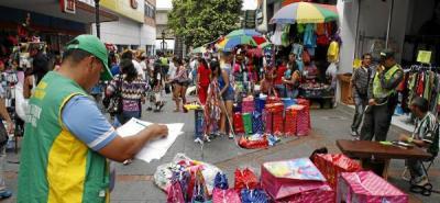 1.500 vacantes de empleo se ofrecerán este jueves a vendedores informales