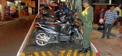 Restricción nocturna de motos en Bucaramanga se mantendrá en Navidad