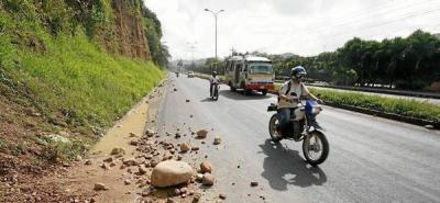 Autoridades permanecen en alerta por las lluvias