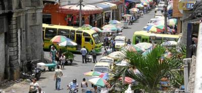 Con repavimentación de la carrera 16 saldrían vendedores informales de la zona
