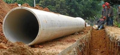 Se harán obras de saneamiento básico por $8.500 millones