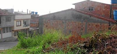 Planeación sancionará a los propietarios de lotes baldíos