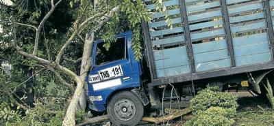 Jardinero murió en fatal en accidente de tránsito