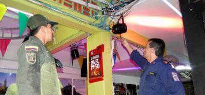 Hallan fallas en la seguridad de discotecas de Zona Rosa de Bucaramanga