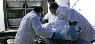 Muere motociclista en la vía a San Alberto