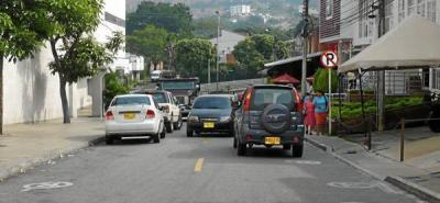 Calles críticas de Cañaveral podrían quedar de una vía