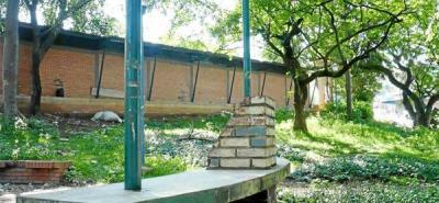 Parque de Nuevo Villabel, un refugio de delincuentes