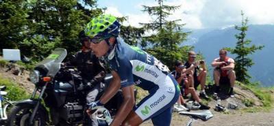 Nairo Quintana, campeón de la Vuelta al País Vasco
