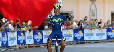 Quintana, el cuarto ciclista del mundo