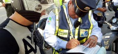 Los operativos para recuperar el espacio público serán ejercidos de manera continua por un agente de tránsito designado.