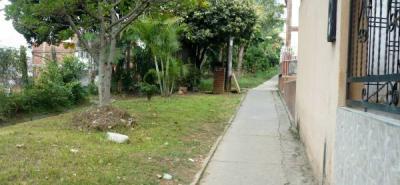 Uno de los puntos críticos y que se convierte en refugio de delincuentes es la peatonal de la carrera 41 con calle 106 del barrio San Bernardo