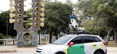 A finales del año 2012, el carro de Google Street View llegó por primera vez al departamento de Santander. En algunos lugares, esta ya es la segunda visita.
