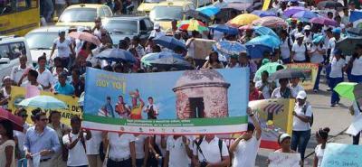 En Cartagena la infancia y adolescencia le dicen no al abuso y explotación sexual
