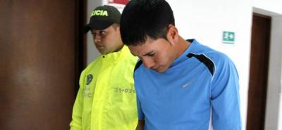 Hombre aceptó el asesinato de un joven en Bucaramanga