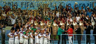 El mundial de fútbol traspasó barreras y se instaló en la red