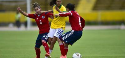 La Selección Colombia femenina de fútbol empató sin goles ante Brasil y se quedó con el subtítulo de la Copa América. Aunque el cupo a los Olímpicos de 2016 solo era para el campeón, las nacionales lo lograron, puesto que las cariocas lo tenían asegurado por ser anfitrionas.